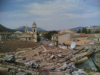 Bojano - Image: Bojano tetti