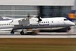 Bombardier Dash 8-Q402 Lufthansa - Augsburg Airways D-ADHS (9404155272).jpg