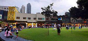 Bonifacio High Street - Image: Bonifacio High Street, Metro Manila I