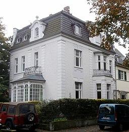 An der Elisabethkirche in Bonn