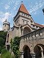 Bory Castle. Residential Tower at the Elephant Yard. - 54, Máriavölgy Rd., Öreghegy, Székesfehérvár, Fejér county, Hungary.JPG
