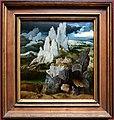 Bottega di joachim patinir, san girolamo in un paesaggio roccioso, 1515 ca.jpg