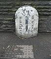 Boundary Stone at Three Nuns, Mirfield - geograph.org.uk - 1245054.jpg