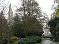 Bournemouth, Richmond Hill St. Andrew's and the cenotaph - geograph.org.uk - 1038860.jpg
