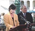Boxer and Levin Call on Senate to Confirm Women Judges September 14, 2000.jpg