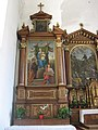 Bozen, Kapuzinerkirche c3 Altar.JPG