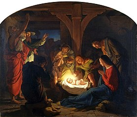 The Adoration of the Shepherds