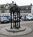 Breadalbane Fountain in Aberfeldy Square - geograph.org.uk - 152630.jpg