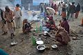 Breakfast Preparation - Gangasagar Fair Transit Camp - Kolkata 2016-01-09 8420.JPG