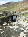 Bridge over Gatesgarthdale Beck, Honister Pass - geograph.org.uk - 546884.jpg