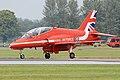 British Aerospace Hawk T.1 'XX244' (35579441046).jpg
