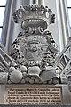 Brno sv. Jakub hrobka de Souches erb.jpg