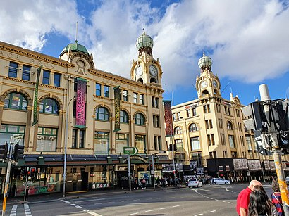How to get to Broadway Shopping Centre with public transport- About the place