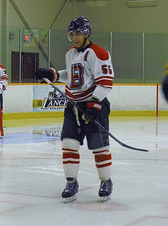 Brock Badgers - Brock Badgers skater 2013-14 season.