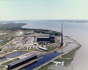 Athens, Alabama - Browns Ferry Nuclear Power Station Nuclear Regulatory Commission photo