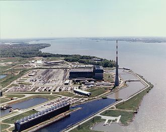 Browns Ferry Nuclear Power Plant - Browns Ferry Nuclear Power Plant (NRC image)