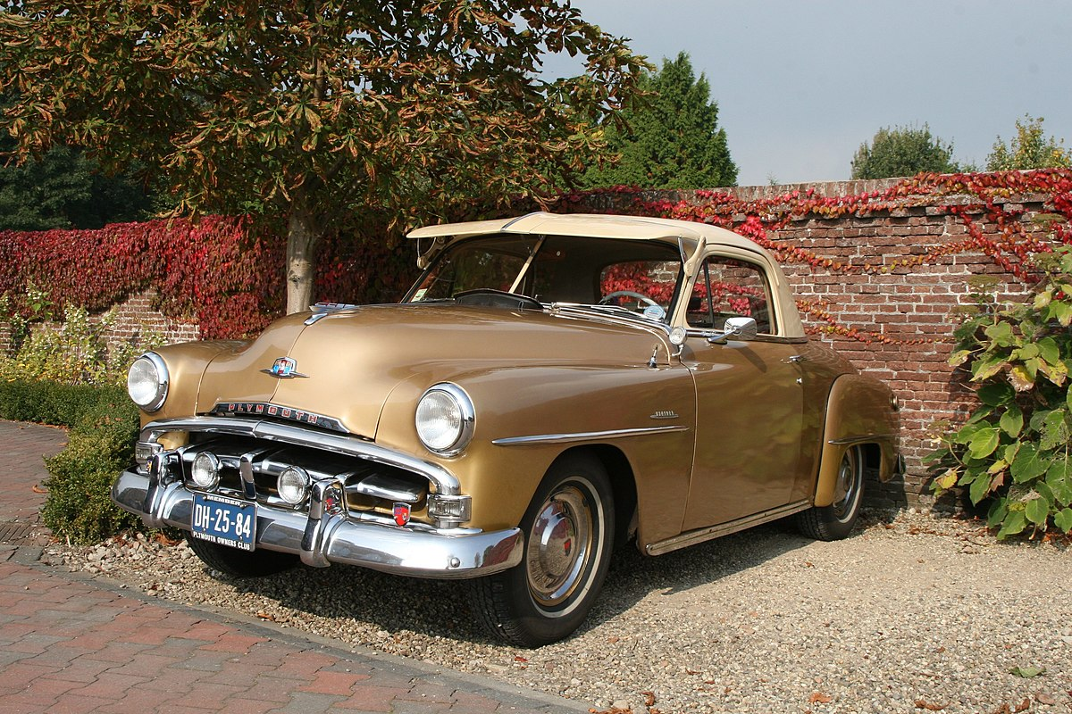 Plymouth Concord Wikipedia 1941 Business Coupe