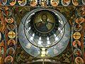 Bucuresti, Romania, Biserica Sf. Gheorghe Nou (plafon 2), B-II-m-A-18225.JPG