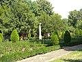 Bucuresti, Romania. PALATUL BRANCOVENESC de la MOGOSOAIA. (Curtea interioara, vestigii) (IF-II-a-A-15298).jpg