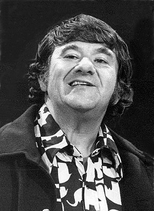 Buddy Hackett - Hackett in 1973