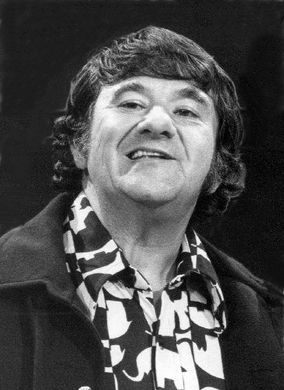 Buddy Hackett in 1973