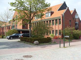 Büdelsdorf - Büdelsdorf town hall (2010)