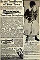 Buescher Saxophone Ad 1922 - Tom Brown.jpg
