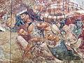 Buffalmacco, trionfo della morte, morti 01.JPG