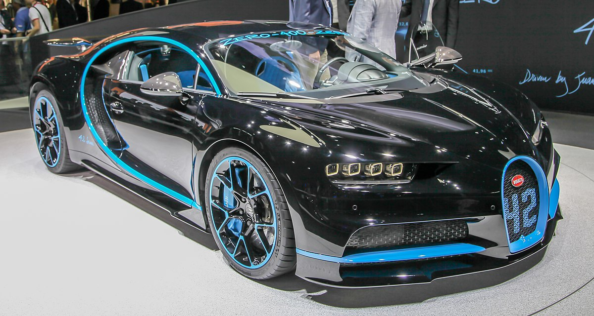 Bugatti Cars Price List In India