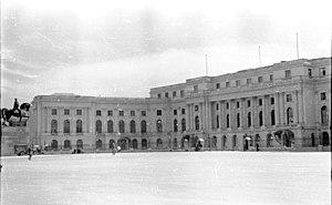 Royal Palace of Bucharest - Image: Bundesarchiv B 145 Bild F016198 04, Bukarest, Königsschloss