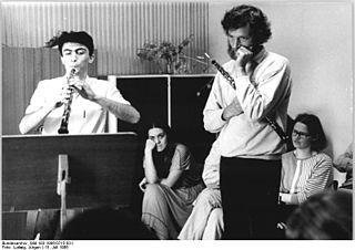 Burkhard Glaetzner German university teacher and conductor