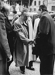 Bundesarchiv Bild 183-31569-0001, Berlin, Deutsche Staatsoper, polnische Delegation