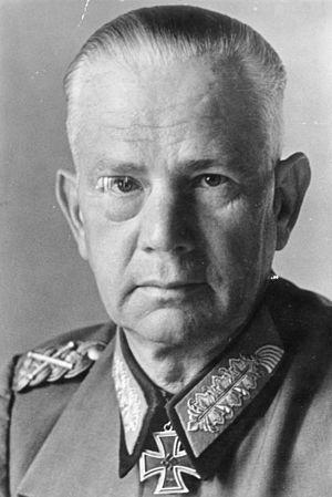 Walther von Reichenau - Image: Bundesarchiv Bild 183 B05284, Walter v. Reichenau