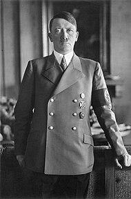 ადოლფ  ჰიტლერიAdolf Hitler