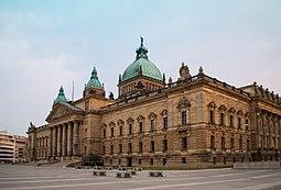Bundesverwaltungsgericht 2, Leipzig