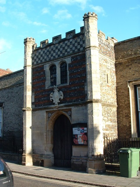 Bury St Edmunds - The Guildhall