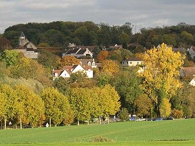 Bussy-Saint-Martin