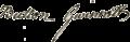 Button Gwinnett signature.png