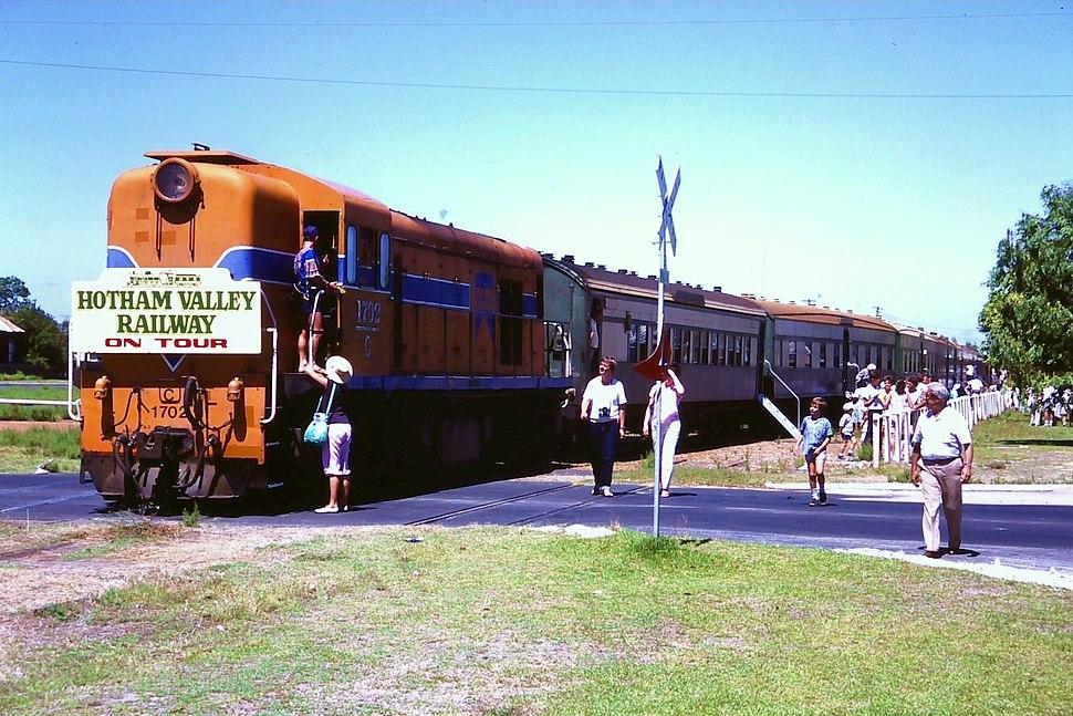 C1702 Busselton, 1986
