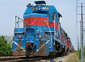 Chesapeake, Virginia - The Chesapeake and Albemarle Railroad is a shortline railroad in Chesapeake.