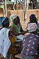 CARE-CCAFS in Gender & Participatory Research in Ghana (14416274939).jpg