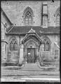 CH-NB - Lausanne, Église réformée Saint-François, vue partielle extérieure - Collection Max van Berchem - EAD-7314.tif