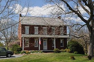 Christian Habeck Farm - Farmhouse