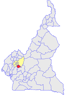 Ndé Department in West Region, Cameroon