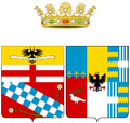 COA Teresa Pamphili, Duchess of Massa.png