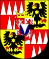 COA archbishop AT Liechtenstein-Kastelkorn Jakob Ernst OL.png