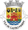 Coat of arms of Castro Marim