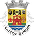COA of Castro Marim municipality (Portugal) .png