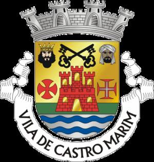 Castro Marim - Image: COA of Castro Marim municipality (Portugal)