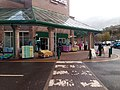 COVID-19 pandemic in Hawick in April 2021 at Morrisons getting back to New normal.jpg